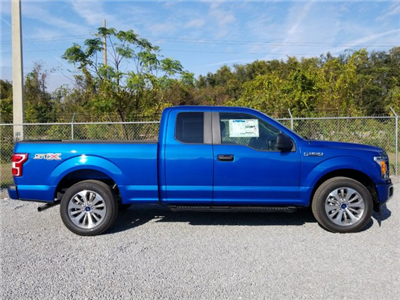 2018 F-150 Super Cab Pickup #J1865 - photo 3