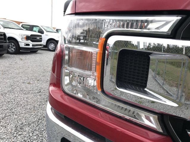 2018 F-150 Crew Cab 4x4 Pickup #J1897 - photo 8