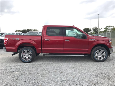 2018 F-150 Crew Cab 4x4 Pickup #J1897 - photo 3