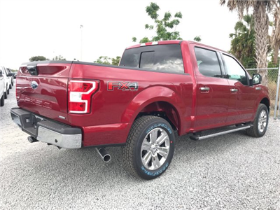2018 F-150 Crew Cab 4x4 Pickup #J1897 - photo 2