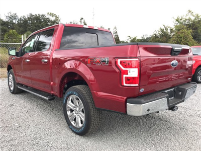 2018 F-150 Crew Cab 4x4 Pickup #J1897 - photo 5