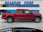 2018 F-150 Crew Cab 4x4 Pickup #J1897 - photo 1