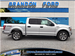2018 F-150 Crew Cab, Pickup #J1927 - photo 1