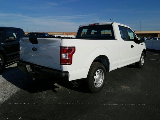 2018 F-150 Super Cab Pickup #J1950 - photo 2