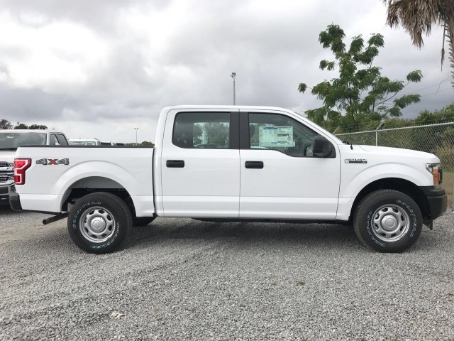 2018 F-150 SuperCrew Cab 4x4,  Pickup #J1973 - photo 3