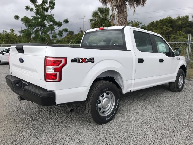 2018 F-150 SuperCrew Cab 4x4,  Pickup #J1973 - photo 2