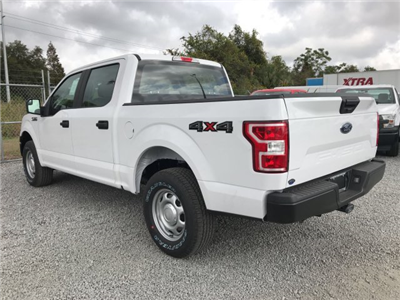 2018 F-150 SuperCrew Cab 4x4,  Pickup #J1973 - photo 5