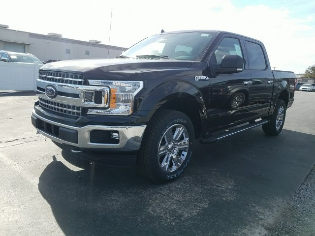 2018 F-150 Crew Cab 4x4, Pickup #J1976 - photo 5
