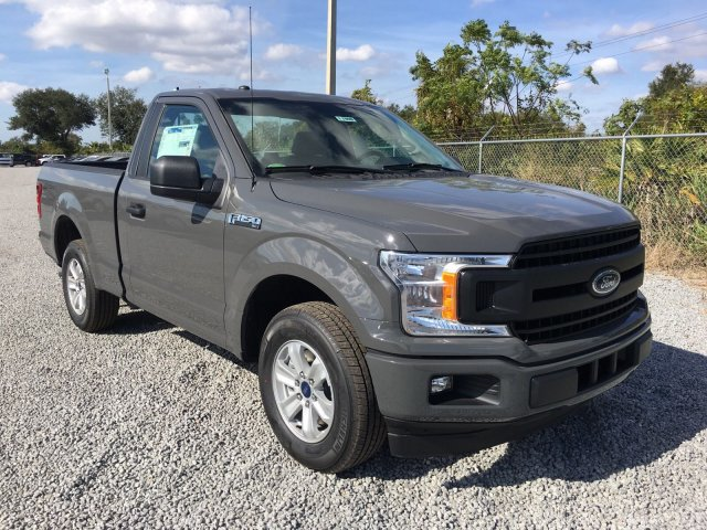 2018 F-150 Regular Cab, Pickup #J1998 - photo 7
