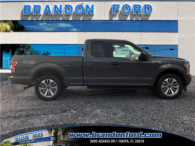 2018 F-150 Super Cab, Pickup #J2005 - photo 1