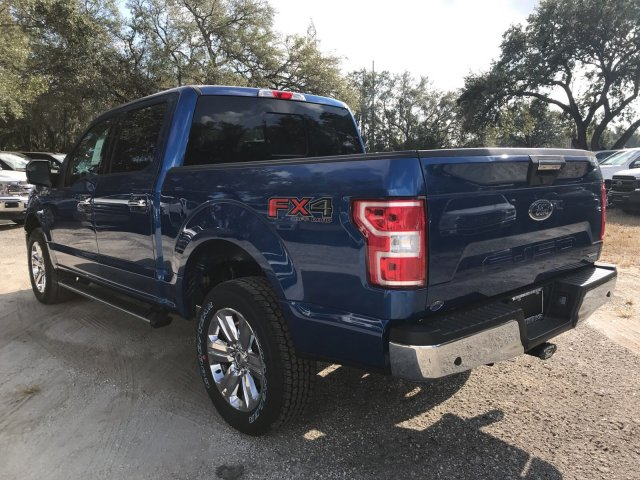 2018 F-150 Crew Cab 4x4, Pickup #J2049 - photo 5