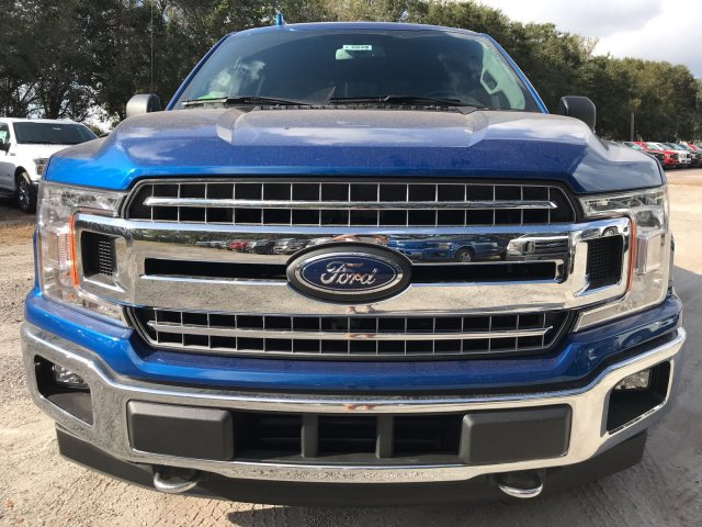 2018 F-150 Crew Cab 4x4, Pickup #J2049 - photo 7