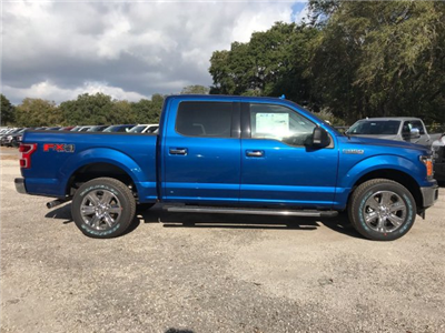 2018 F-150 Crew Cab 4x4, Pickup #J2049 - photo 4