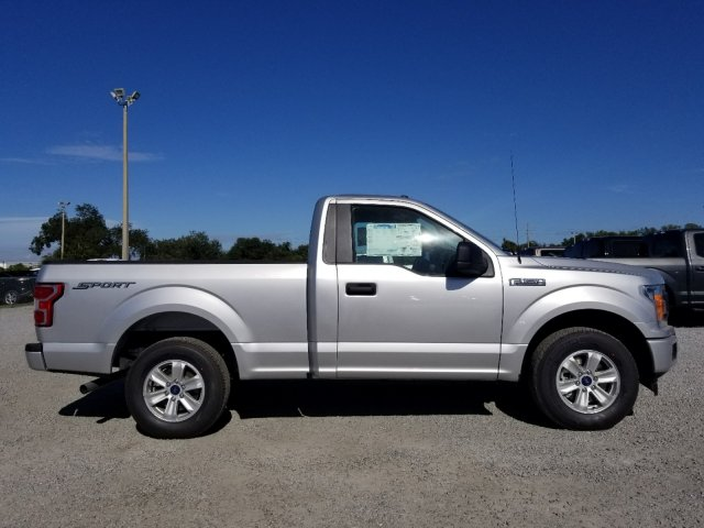 2018 F-150 Regular Cab,  Pickup #J2126 - photo 3