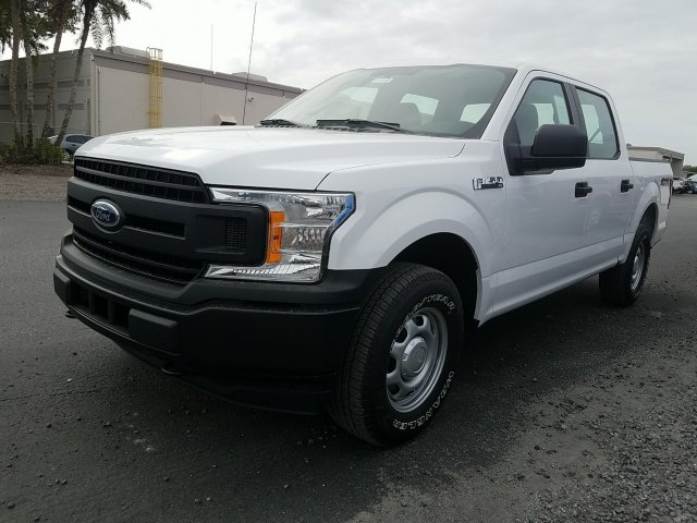 2018 F-150 SuperCrew Cab 4x4,  Pickup #J2275 - photo 6