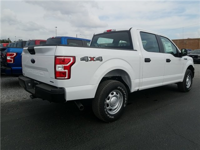 2018 F-150 SuperCrew Cab 4x4,  Pickup #J2275 - photo 2
