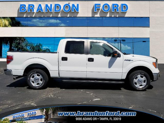 2014 F-150 SuperCrew Cab, Pickup #J2349A - photo 3