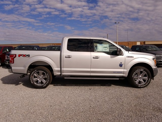 2018 F-150 SuperCrew Cab 4x4, Pickup #J2356 - photo 3