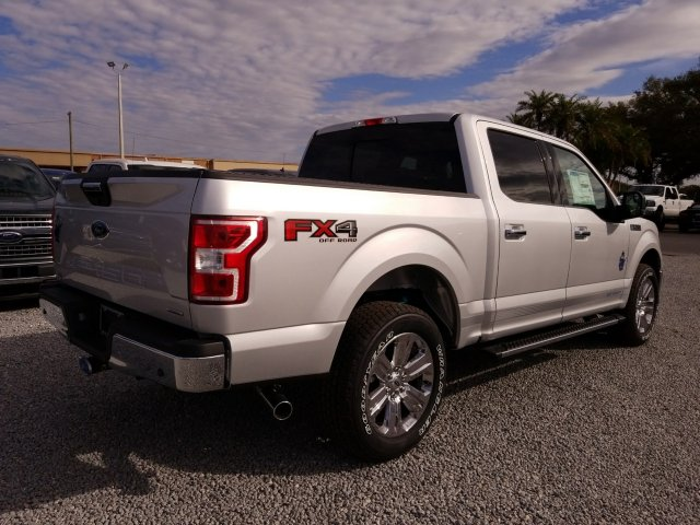 2018 F-150 SuperCrew Cab 4x4, Pickup #J2356 - photo 2