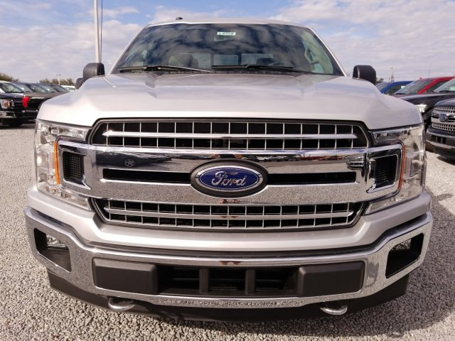 2018 F-150 SuperCrew Cab 4x4, Pickup #J2356 - photo 7
