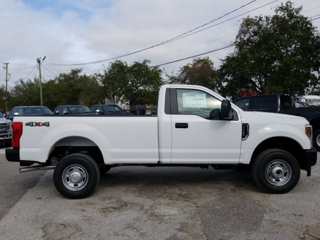 2018 F-250 Regular Cab 4x4, Pickup #J2412 - photo 3