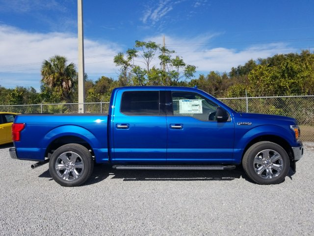 2018 F-150 SuperCrew Cab, Pickup #J2501 - photo 3