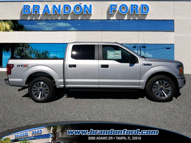 2018 F-150 Crew Cab, Pickup #J2516 - photo 1