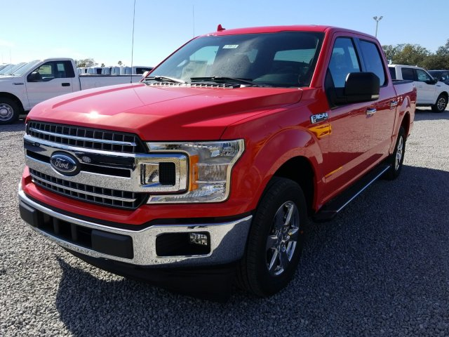 2018 F-150 Crew Cab, Pickup #J2517 - photo 6