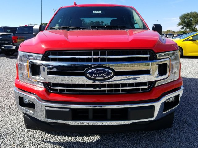 2018 F-150 Crew Cab, Pickup #J2517 - photo 7