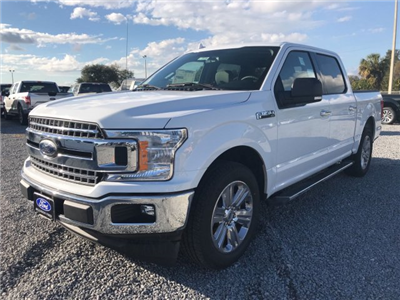 2018 F-150 SuperCrew Cab 4x2,  Pickup #J2520 - photo 6