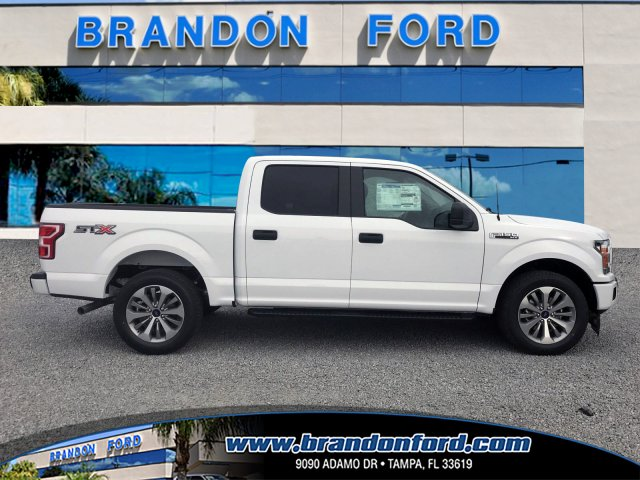 2018 F-150 SuperCrew Cab, Pickup #J2543 - photo 1