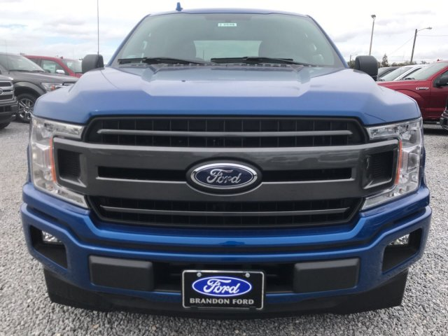 2018 F-150 SuperCrew Cab 4x2,  Pickup #J2545 - photo 7