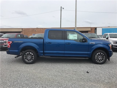 2018 F-150 SuperCrew Cab 4x2,  Pickup #J2545 - photo 3