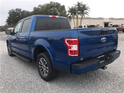 2018 F-150 SuperCrew Cab 4x2,  Pickup #J2545 - photo 5
