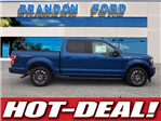 2018 F-150 SuperCrew Cab 4x2,  Pickup #J2545 - photo 1