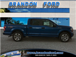 2018 F-150 Crew Cab, Pickup #J2567 - photo 1