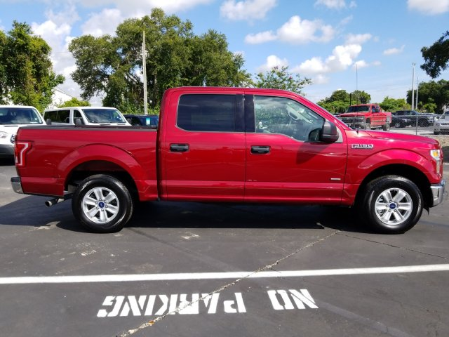 2016 F-150 SuperCrew Cab 4x2,  Pickup #J2612A - photo 8