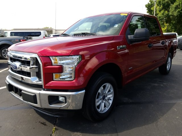 2016 F-150 SuperCrew Cab 4x2,  Pickup #J2612A - photo 6