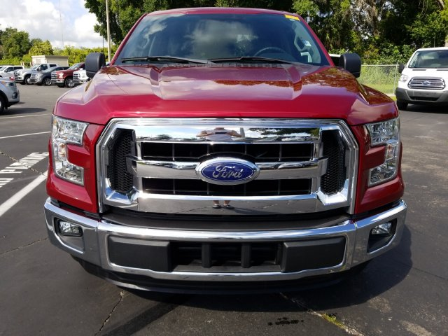 2016 F-150 SuperCrew Cab 4x2,  Pickup #J2612A - photo 7