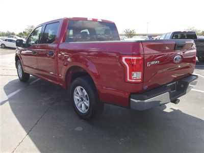 2016 F-150 SuperCrew Cab 4x2,  Pickup #J2612A - photo 2