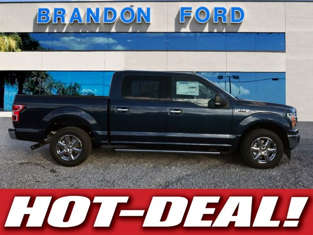 2018 F-150 SuperCrew Cab 4x2,  Pickup #J2623 - photo 1