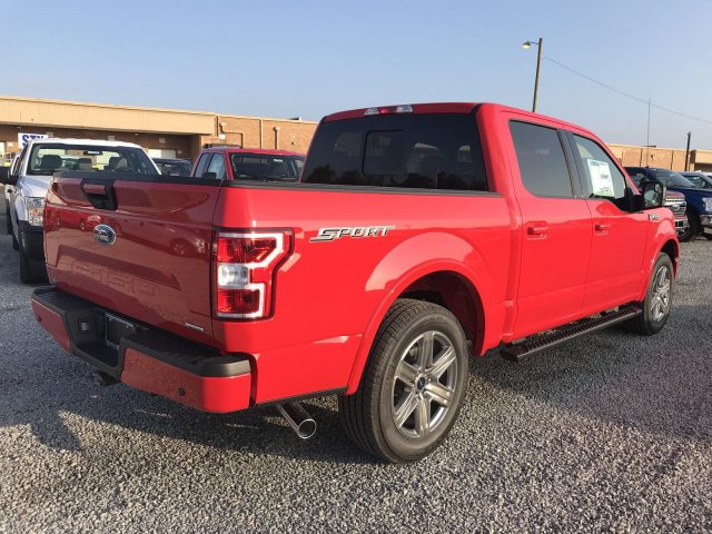 2018 F-150 SuperCrew Cab, Pickup #J2694 - photo 2
