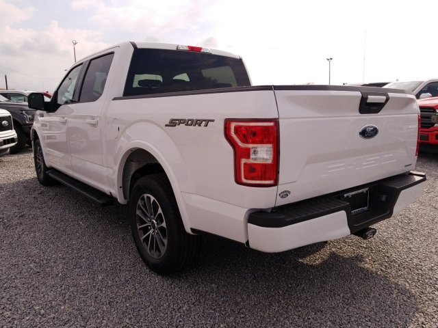 2018 F-150 Crew Cab, Pickup #J2774 - photo 5