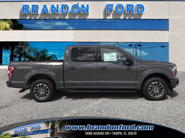 2018 F-150 Crew Cab, Pickup #J2803 - photo 1