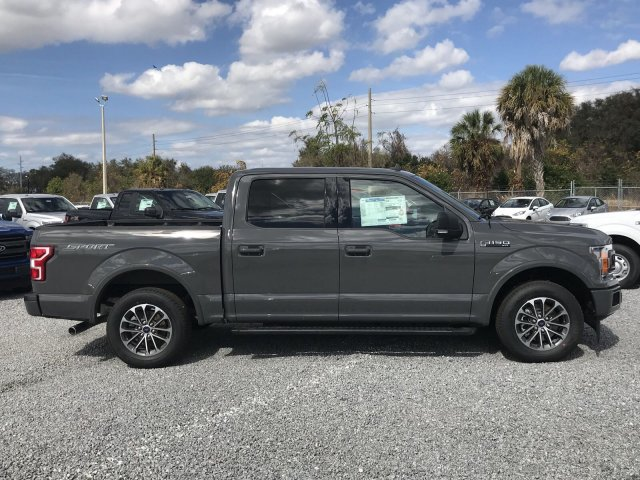 2018 F-150 Crew Cab, Pickup #J2803 - photo 3