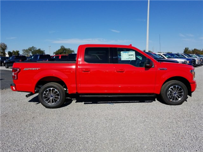 2018 F-150 SuperCrew Cab,  Pickup #J2808 - photo 2