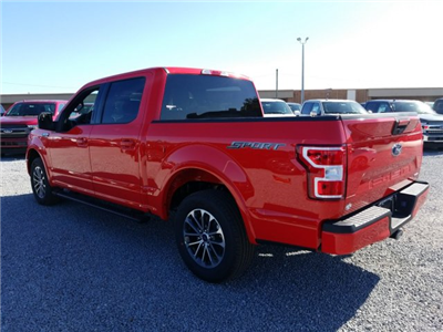 2018 F-150 SuperCrew Cab,  Pickup #J2808 - photo 4