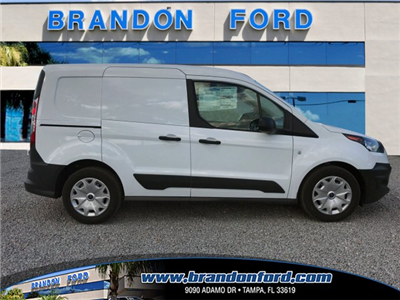 2018 Transit Connect, Cargo Van #J2809 - photo 1