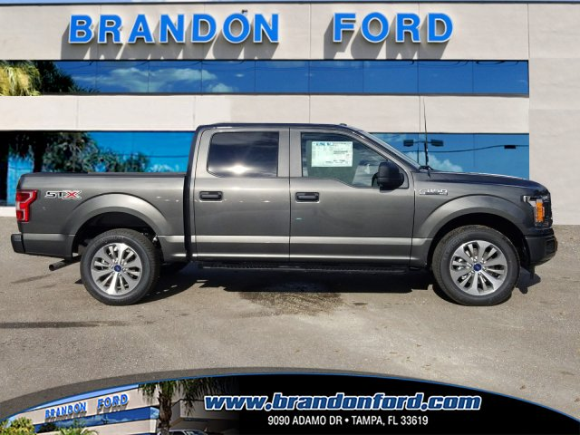 2018 F-150 Crew Cab, Pickup #J2814 - photo 1