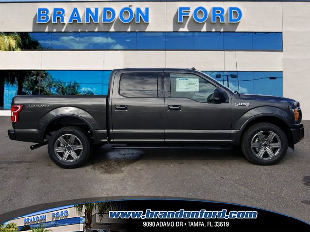 2018 F-150 Crew Cab, Pickup #J2816 - photo 1